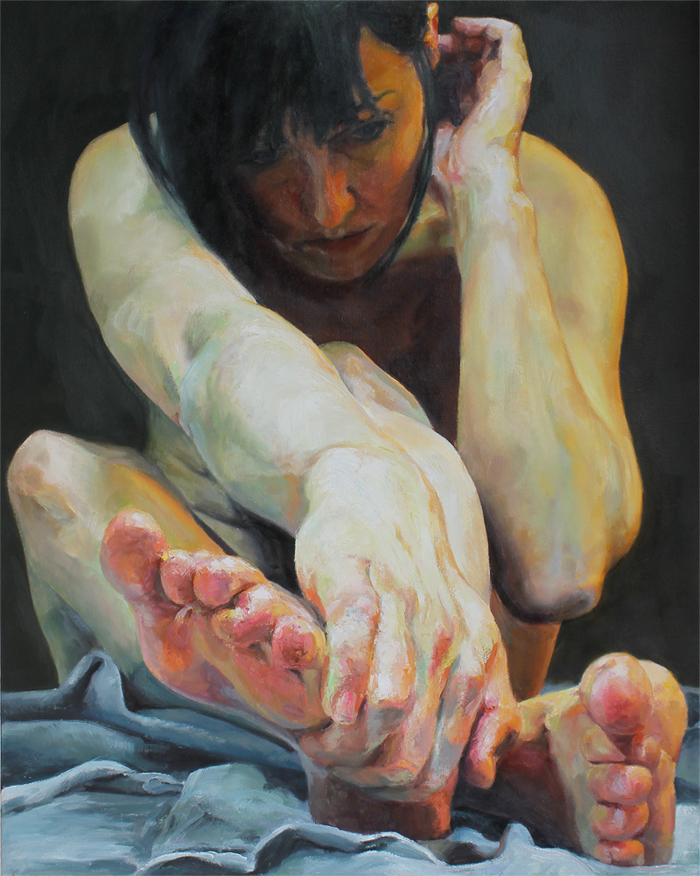 Cara Thayer & Louie Van Patten - Empty Kingdom - Art Blog