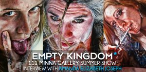 Amanda Elizabeth Joseph - Empty Kingdom - Art Blog