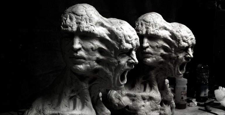 Enrico Ferrarini - Empty Kingdom - Art Blog
