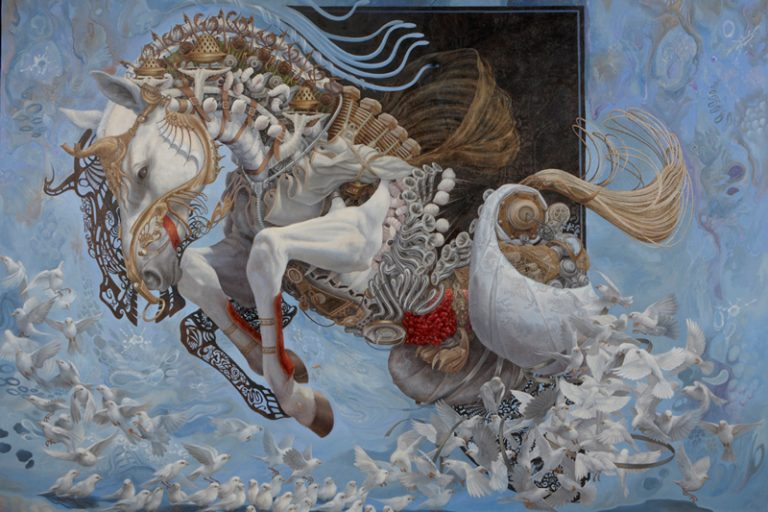 art blog - Heidi Taillefer - empty kingdom
