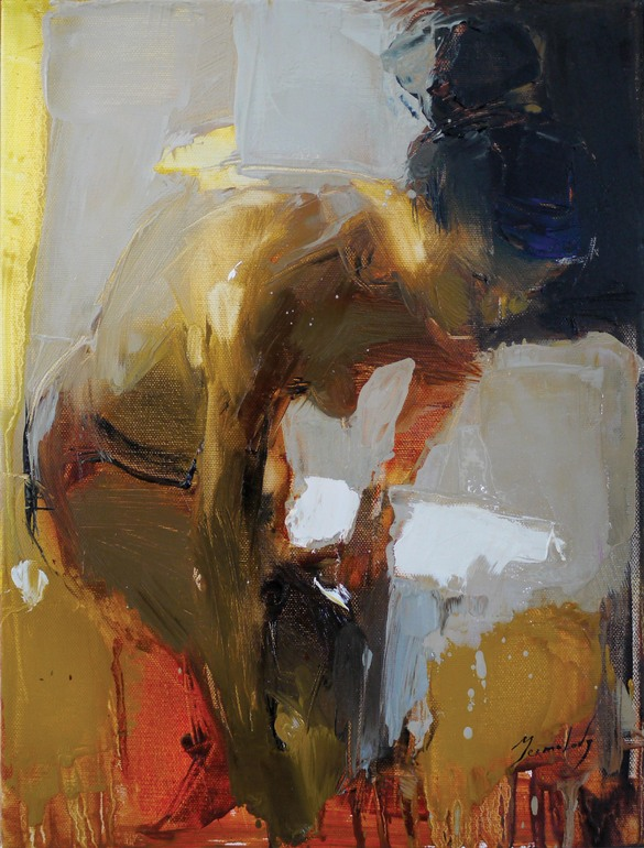 Iryna Yermolova - Empty Kingdom - Art Blog