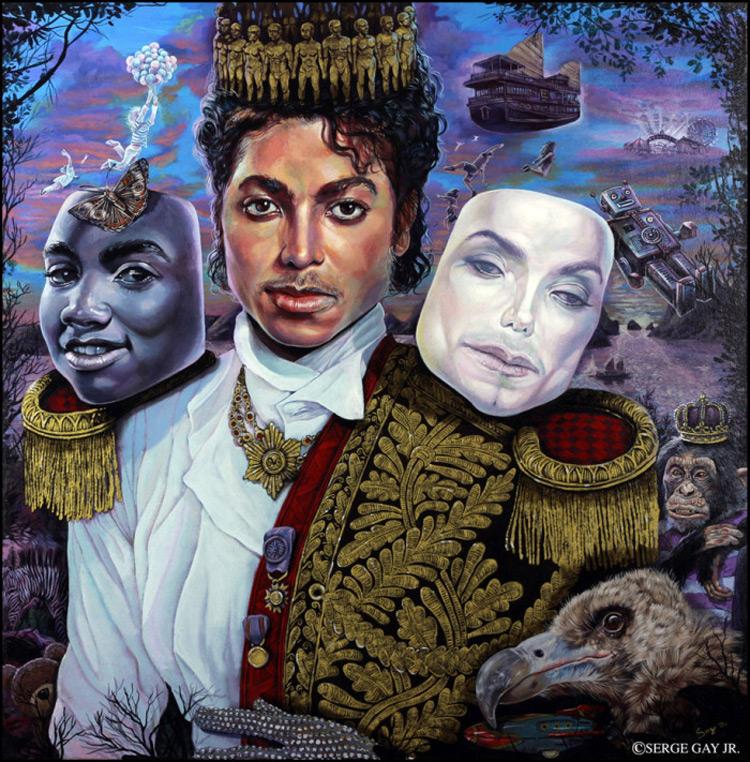 art blog - Serge Gay Jr. - Empty Kingdom