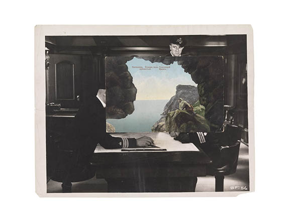 John Stezaker - Empty Kingdom - Art Blog