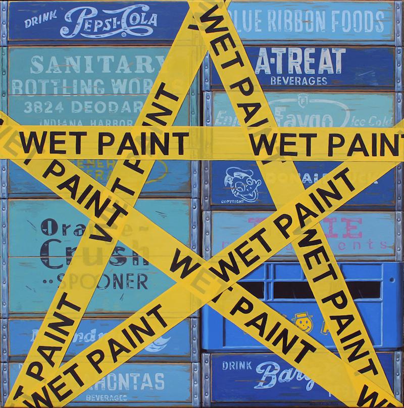 Art Blog - Robert C Jackson - Empty Kingdom