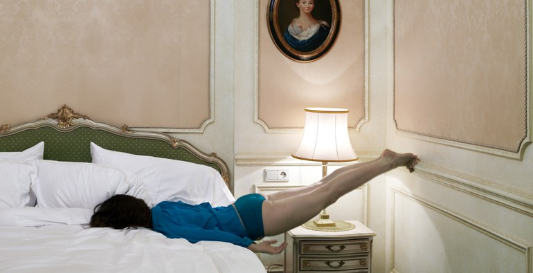 Anja Niemi - Empty Kingdom - Art Blog