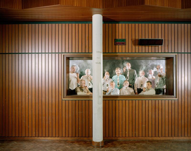 ursula sprecher & andi cortellini - empty kingdom - art blog