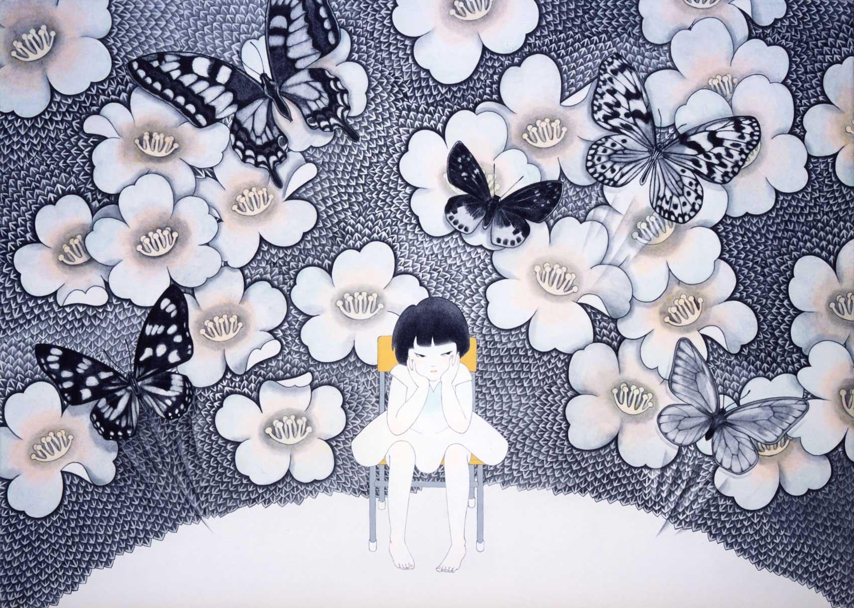Akino Kondoh - Empty Kingdom - Art Blog