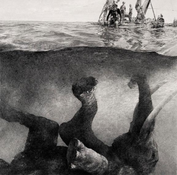 Ethan Murrow - Empty Kingdom - Art Blog