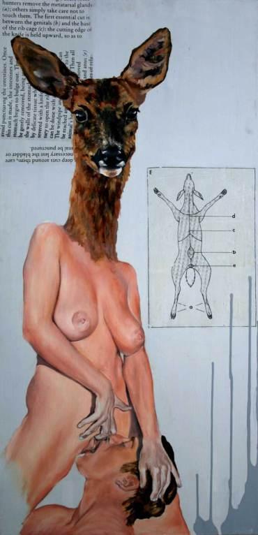 Crystal Barbre - Empty Kingdom - Art Blog