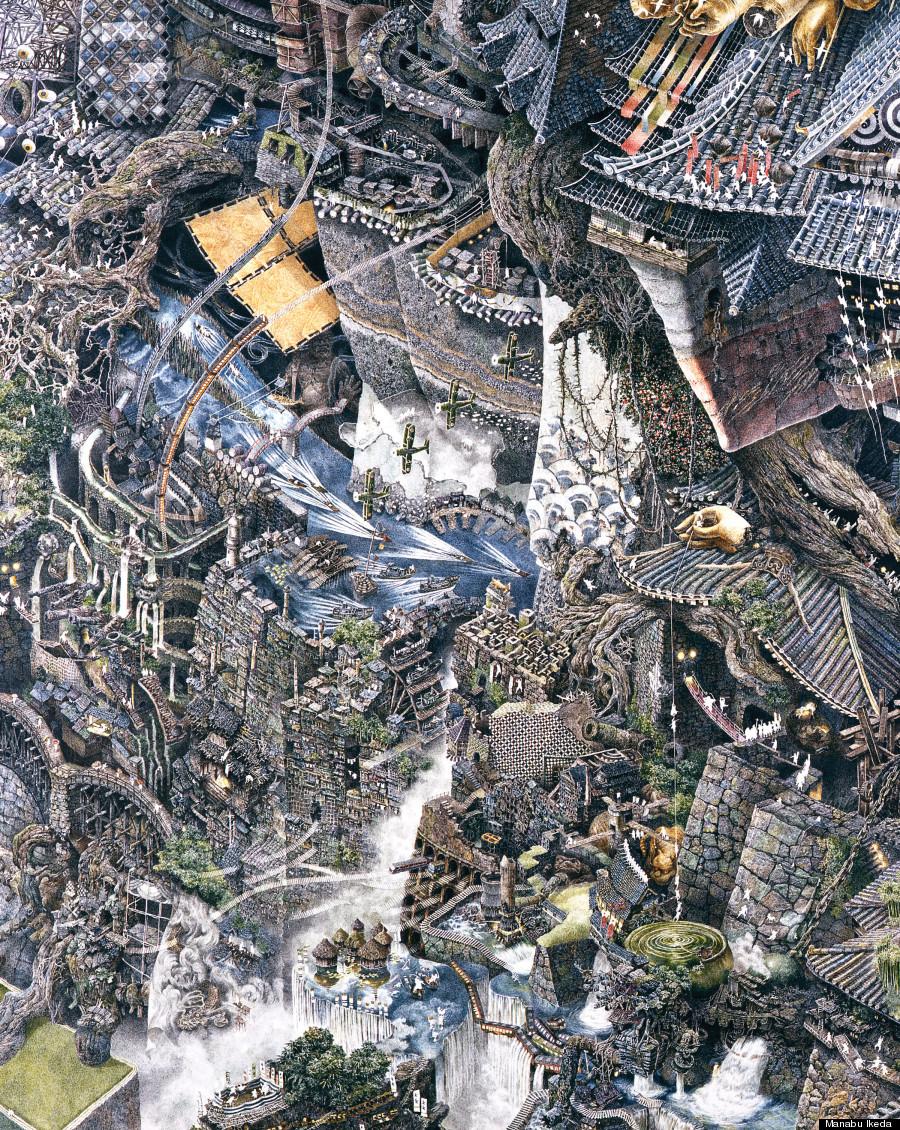 Manabu Ikeda - Empty Kingdom - Art Blog