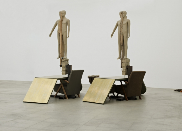 Mark Manders - Empty Kingdom - Art Blog