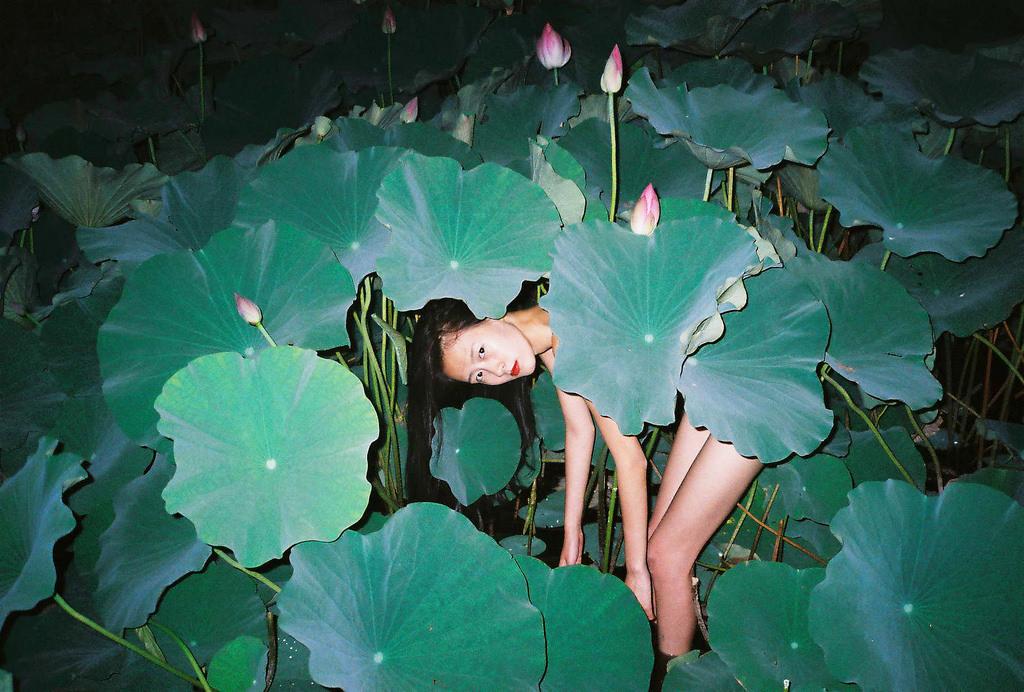 Ren Hang - Empty Kingdom - Art Blog