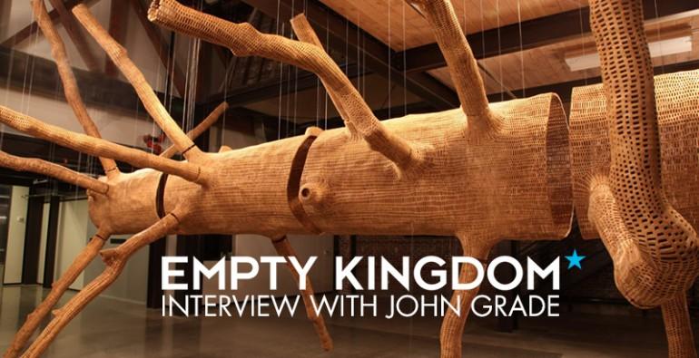 John Grade - Empty Kingdom - Art Blog