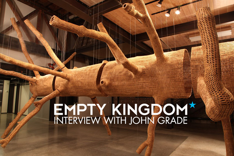 John Grade - Empty Kingdom - Art Blog
