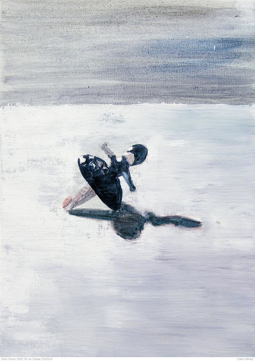 Early Hours; 2005; Oil on Canvas; 25x35cm