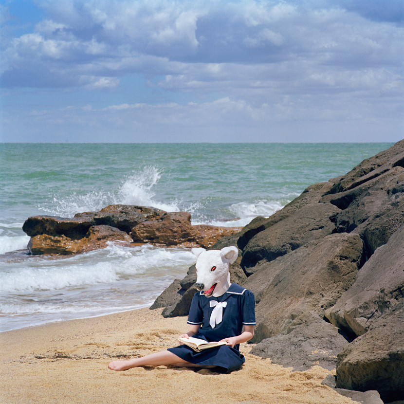 Polixeni_Papapetrou_The_Reader_2009-830x830
