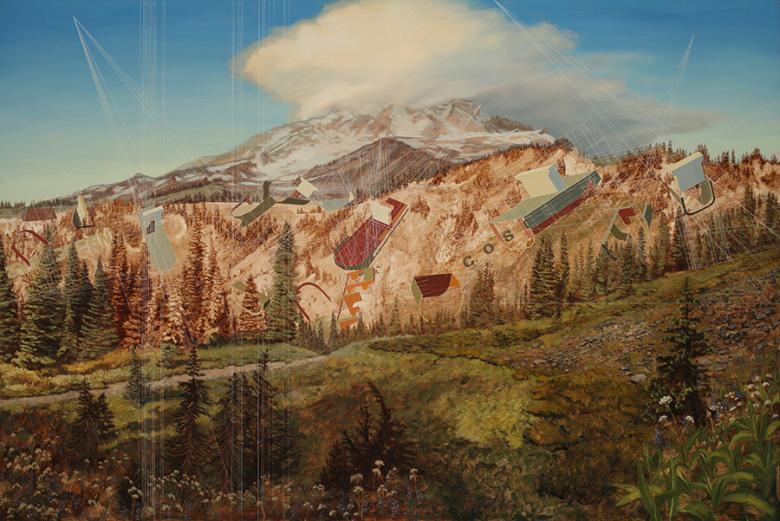 Shipbreaking, Mount Rainier, Mary Iverson